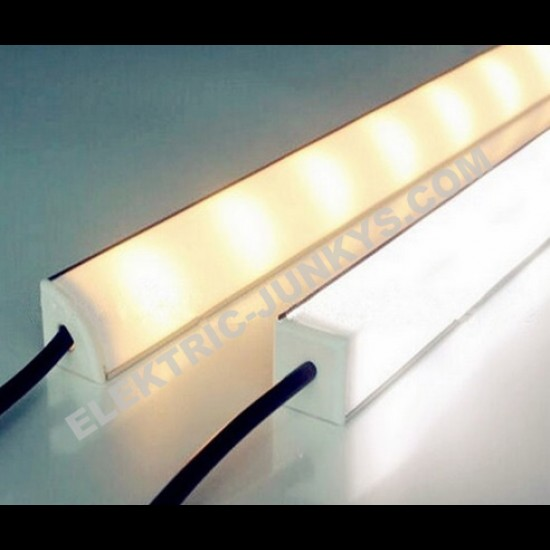 Led Aluminum Profiles Channels Extrusions For Led Strip Lighting Bendable Aluminum Profile