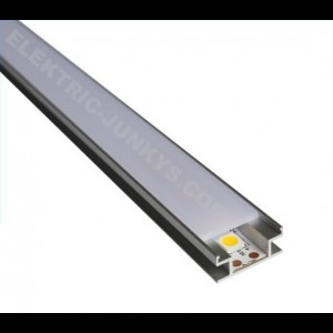 10m Indirect Lighting aluminum LED profile U LED strip 19mm x 8mm , Channels, Lighting Extrusions LED Floor Tiling