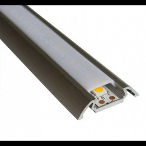 10m Indirect Lighting aluminum LED profiles for LED strip , Channels, Lighting Extrusions
