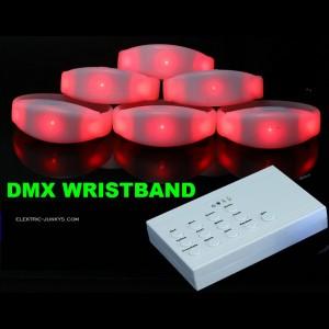 LED rgb Bracelet #RFID silicone wristband