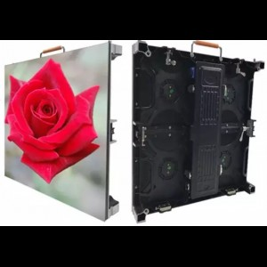 P3.91 HD outdoor rental LED Modular Cabinet 500X500mm