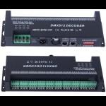 DMX512 Decoder For LED Strips 30 Channels DMX/RGB Controller