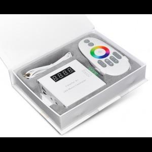 Audio LED Dream Color Music Controller DC12-24V Strip Light SMD5050 Stereo Jack control 600 Pixels
