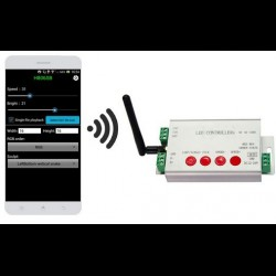 LED Wifi/TEXT Controller WS2813 Madrix WS2811/Lpd6803
