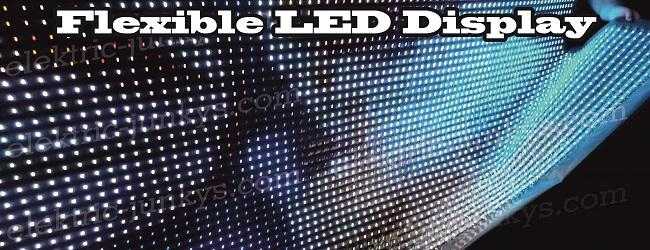 LED Flexible Display WS2812b