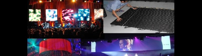 Showcase LED Stage Screen