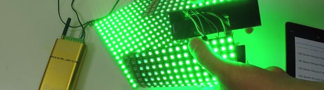 LED Panels 16 X 16 LED Panel WS2812b